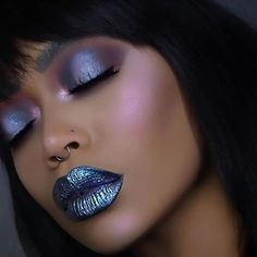 Shop Diamond Crushers Lip Toppers in Black Unicorn from Lime Crime. Unicorn Makeup, Mermaid Makeup, Eye Makeup Tips, Makeup Trends, Makeup Ideas, Glow Makeup, Makeup Inspo, Lime Crime, Diamond Crushers