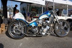 'Real McCoy' Harley Davidson Knucklehead / Panhead / Twin Cam hybrid by Keino Sasaki