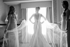 Wedding Dress, Tara Keely - New Jersey Wedding  http://caratsandcake.com/jenniferandmichael