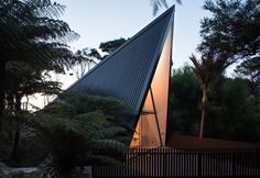 Gallery of Tent House / Chris Tate Architecture - 3