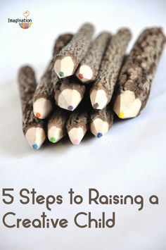 ideas for raising a creative child