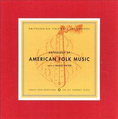 Various Artists | Anthology of American Folk Music, Vol. 1-3 | CD 2020 | http://catalog.wrlc.org/cgi-bin/Pwebrecon.cgi?BBID=3221657