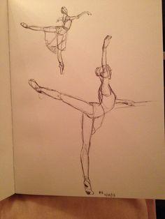 Dancers. MGV