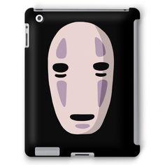 No Face #noface #spiritedaway #anime #ipad #case