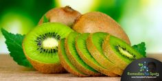 #Kiwi are a good source of vitamin E, an antioxidant known to protect skin from degeneration. #skincare #beautytip
