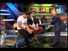Entrevista a @RafelyRosario en @Jochysantos @Divertidojochy #Video - Cachicha.com