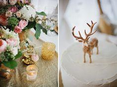Nashville Wedding Style ◦ ROSE GOLD   KRISTYN HOGAN
