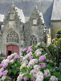 Rochefort en Terre ~ Bretagne, France