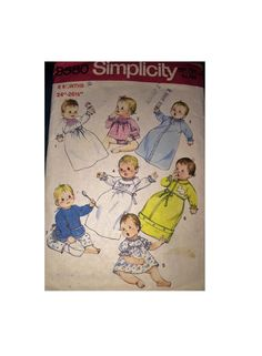 A personal favourite from my Etsy shop https://www.etsy.com/au/listing/476586957/vintage-simplicity-sewing-pattern-8580