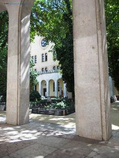 A tour of Jewish Budapest: http://ilanaontheroad.com/2014/09/18/a-tour-of-jewish-budapest/