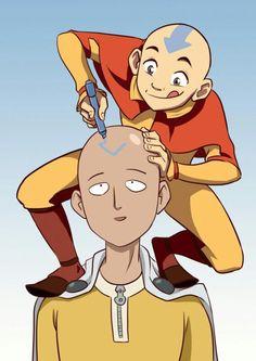 Аанг и Ванпанмен