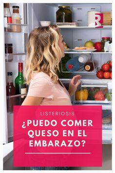 ¿Puedo comer #queso durante el embarazo?  Te explicamos qué es la #listeriosis, cómo se contagia y qué complicaciones puede suponer durante el #embarazo #Obstetricia #MundoPreñil #SerMamá