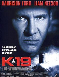 K-19 (2002). DVD propio. Enlace: http://cinemagoya.blogspot.com.es/2015/08/k-19.html
