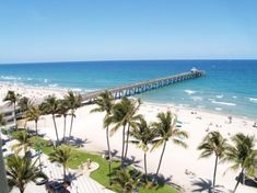 Deerfield Beach, Florida - Great place to stay when in the area for business!