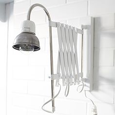 Industrial Factory Loft Lamp White / MyZorki Design