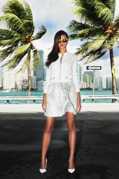 #fashion #mohito #skirt #miami