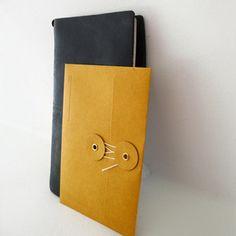 KRAFT Envelope with String (Orange) $10
