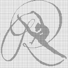 Risultati immagini per corps au point de croix pinterest