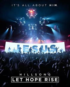 Hillsong United Movie - Let It Rise (Movie Trailer). Christian music band from Hillsong Church.