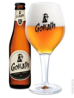 Proud to be Belgian, GOLIATH TRIPLE, Alc 9 %
