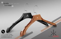KK FASHION HANGERS is a Plastic Hanger Manufacturer Delhi.  KK FASHION HANGERS is committed to manufacture finest designer hangers with highest quality standards to enrich lifestyles.