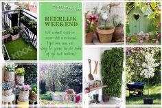 Het eerste zomerse weekend van 2014 #KIXX #Tuinhandschoenen #garden #gloves www.kixx-safety.nl