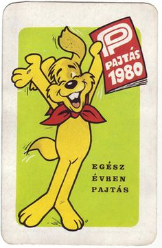 Pajtas Ujsag Character Drawing, Hungary, Scooby Doo, Retro Vintage, Childhood, Drawings, Cards, Fictional Characters, Budapest