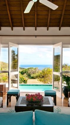 A private sun deck with a plunge pool? We'll take it.