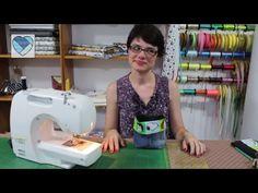 Passo a Passo - Cestinha Calça Jeans Reciclada - Paninhos e Afins - Lê Rey - YouTube
