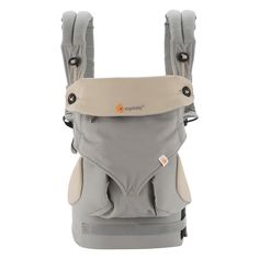Ergobaby 360 Carrier Grey - Baby Carriers - Equipment