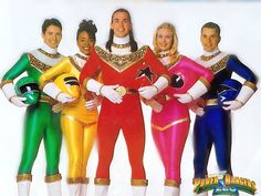The Zeo Rangers