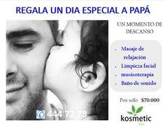 Kosmetic Spa: DIA DE SPA PARA PAPÁ