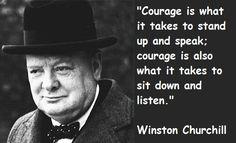 Historical Speeches Winston Churchill | Winston Churchill quotes: