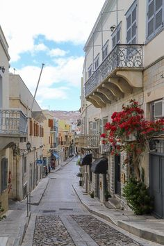 Ermoupoli, Syros, Greece #TravelEuropePhotos