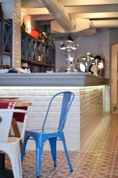 BON restaurant in Bucharest by Cristian Corvin 8