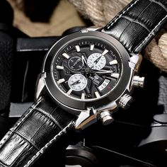 Chronograph Sports Watch for Men - zeltsy