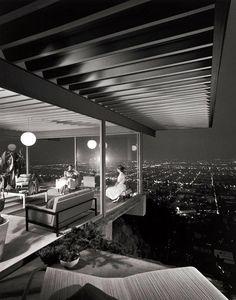 Stahl House (1960) – Pierre Koenig