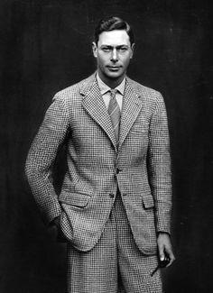 Prince Albert, later King George VI, 1924