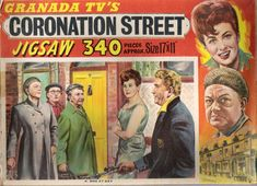 Coronation Street jigsaw puzzle