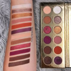 Flo I Beauty Blogger On Instagram The Colouredraine Queenofhearts Palette Is Coming Back Today For Good Use My Affiliate Coupon Code 10 Off