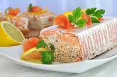 Terrina z łososia, terrina, łosoś, salmon, święta, Wielkanoc, http://najsmaczniejsze.pl #food #salmon #Wielkanoc