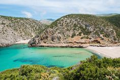Cala Domestica Buggerru Carbonia Iglesias Sardinia Italia Italy Tours Great Vacations