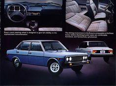 My first car - Fiat Mirafiori (if i'm correct on Turkey market called Brava)