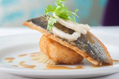 Moorland Garden Hotel is located on the edge of Dartmoor National Park in South Devon and is only a short drive from Plymouth. Arancini, Fish And Seafood, Fennel, Fine Dining, Dartmoor, Devon, Ethnic Recipes, Bulb, Gallery
