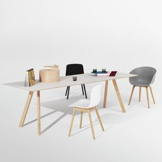 Copenhague Table Rectangular CPH30