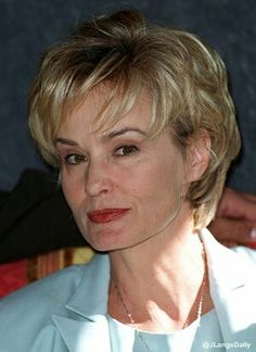 Jessica Lange at the 52nd Cannes Film Festival in 1999.