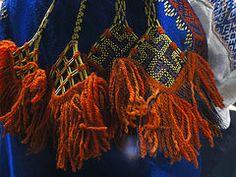 Bronze spirals in Iron Age Fennic Costumes (calewas) Tags: estonia medieval ironage viro keskiaika rautakausi ancientcostumes pronssispiraali ironagecostumes bronzespirals itmerensuomalainen vikingagecostumes