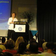 Zero Frequency® in Tel Aviv www.MabelKatz.com http://thezerofrequencymethod.com/
