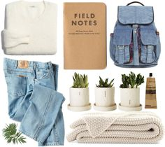 Home by purite featuring madewell sweater