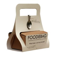 This would be cute to make and deliver cookies, etc. to friends/neighbors > Foodiebag